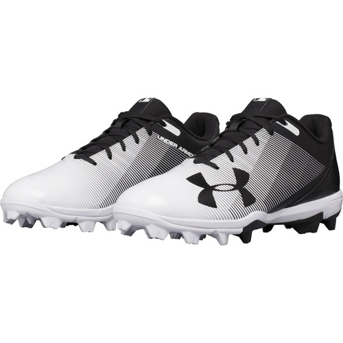 Under Armour Leadoff Low RM Moulded Cleats Black/White