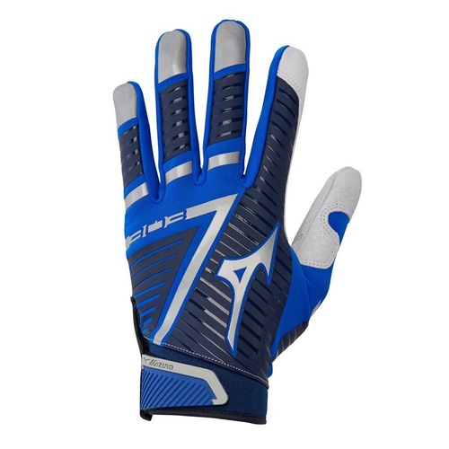 Mizuno B-303 YOUTH Batting Gloves - Navy/Royal