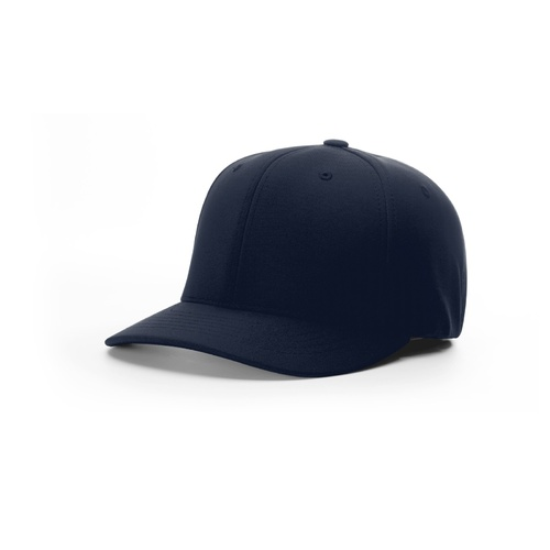 "Richardson 643 PRO 2 1/2"" Peak Umpire Cap"