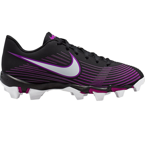 NIKE Hyperdiamond 3 Women's Moulded Cleats Black/Purple