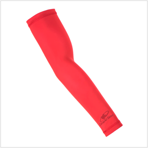 Lizard Skins Compression Arm Sleeve - Red