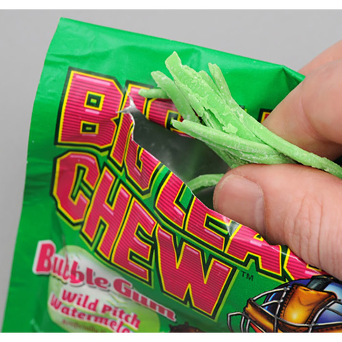 Big League Chew Bubble Gum - Watermelon