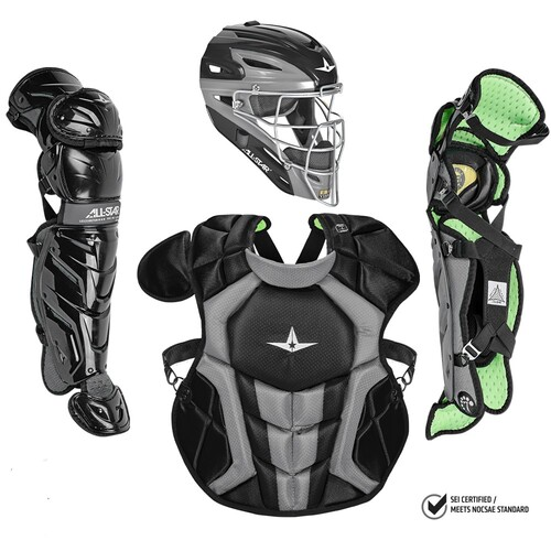 All Star S7 AXIS Pro Catcher's Set - Intermediate