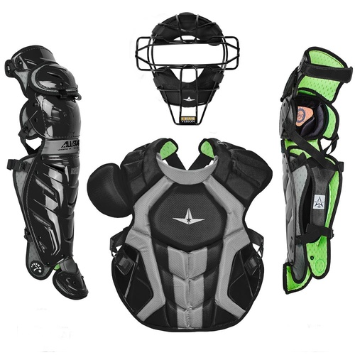 All Star S7 Axis Pro Adult Catchers Set w Face Mask