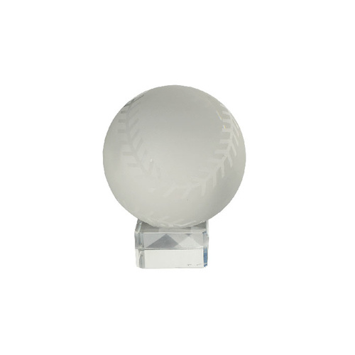Crystal Trophy - Ball on Crystal Base #1