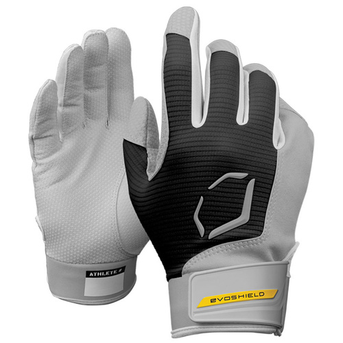 Evoshield Performance Youth Batting Gloves - Black