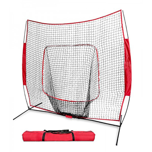 FLEX 7' x 7' Portable Socket Catch Net - Baseball/Softball
