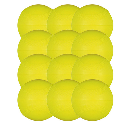 Foam Softball 12 inch - Dozen