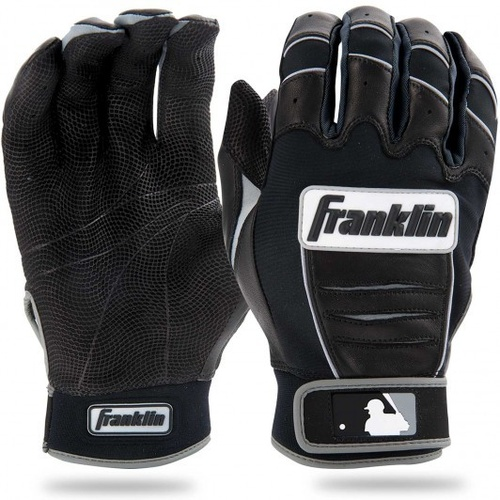 Franklin CFX Pro YOUTH Batting Gloves - Black