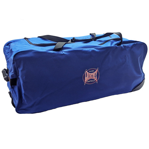 GTX Wheeled Team Kit Bag w Telescopic Handle/Off-Road Wheels - Royal