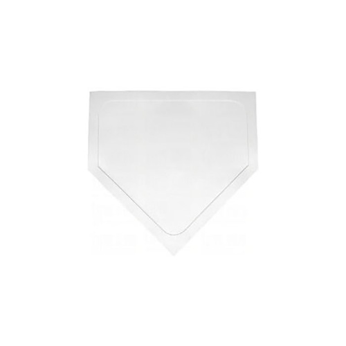 Home Plate - Throw Down Style 1/4 inch thick
