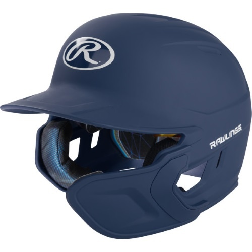 Rawlings MACH Batting Helmet with Jaw Extension