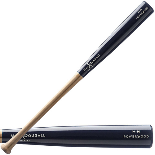 MacDougall PowerWood M-10 BBCOR Composite Bat - Navy