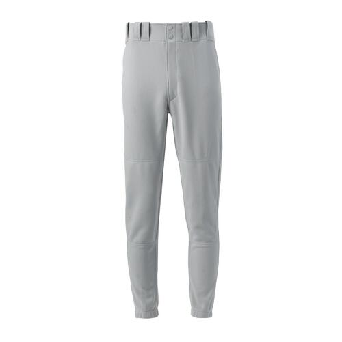 Mizuno YOUTH Select Belt Loop Pants - Grey