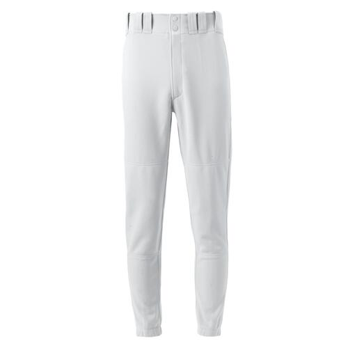 Mizuno YOUTH Select Belt Loop Pants - White