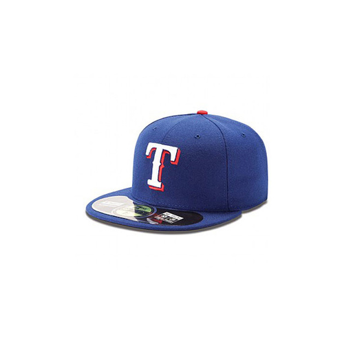 MLB New Era 59FIFTY Texas Rangers Fitted Cap 7