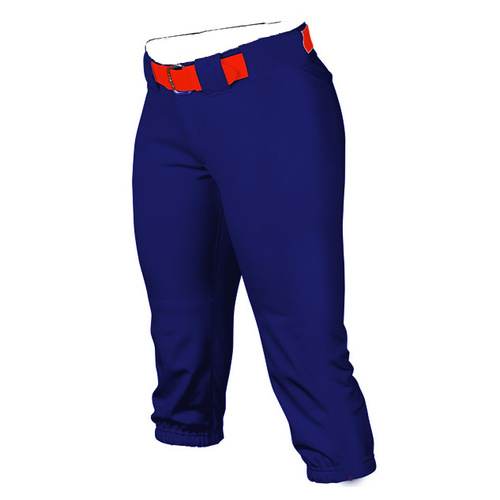 GTX Pro Belt Loop LADIES Pants - Royal Blue