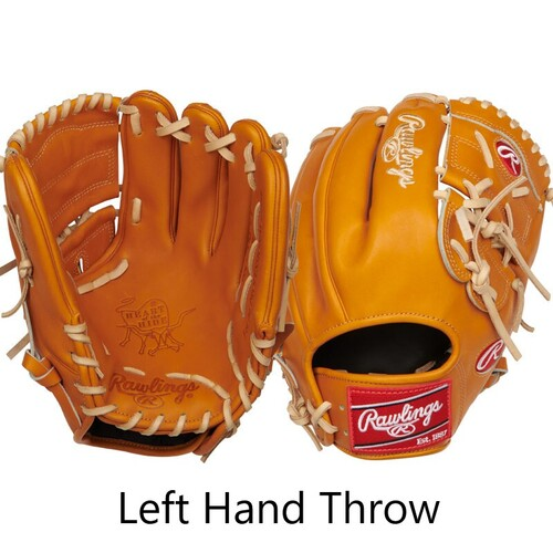 Rawlings Heart of the Hide Baseball Glove 12 inch LHT PRO206-9T