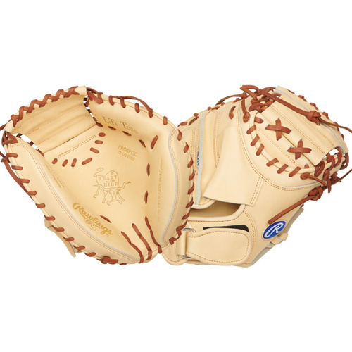 Rawlings Heart of the Hide Baseball Catchers Mitt 32.5 inch