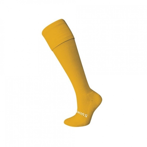Thinskins Plain Baseball/Softball Socks - Gold
