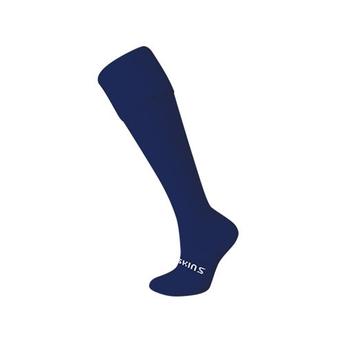 Thinskins Plain Baseball/Softball Socks - Navy