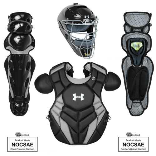 Under Armour Adult PRO 4 Series Catcher Kit