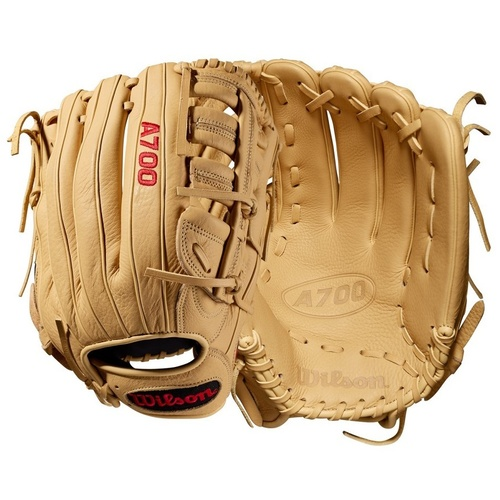Wilson 2019 A700 Utility/Outfield Ball Glove 12.5 inch