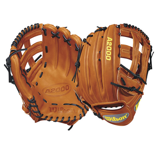 Wilson 2018 A2000 1799 Outfield Glove 12.75 inch