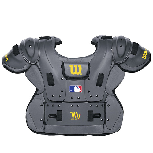 Wilson Pro Platinum West Vest Umpire's Chest Protector