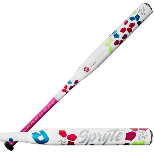 DeMarini 2020 Spryte Fastpitch Softball Bat (-12)